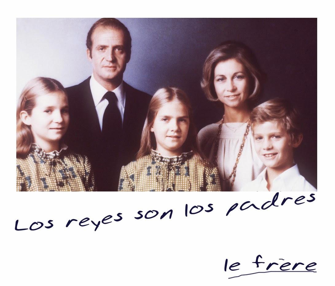 """""""Reyes Magos"""", """"Familia Real"""", """"Borbones"""""""