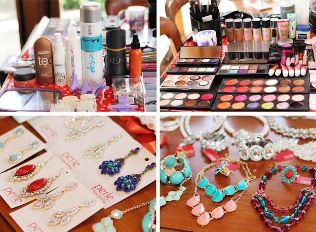Hair Products, Makeup Kit and Gorgeous Accessories - Perle Jewellery & Makeup