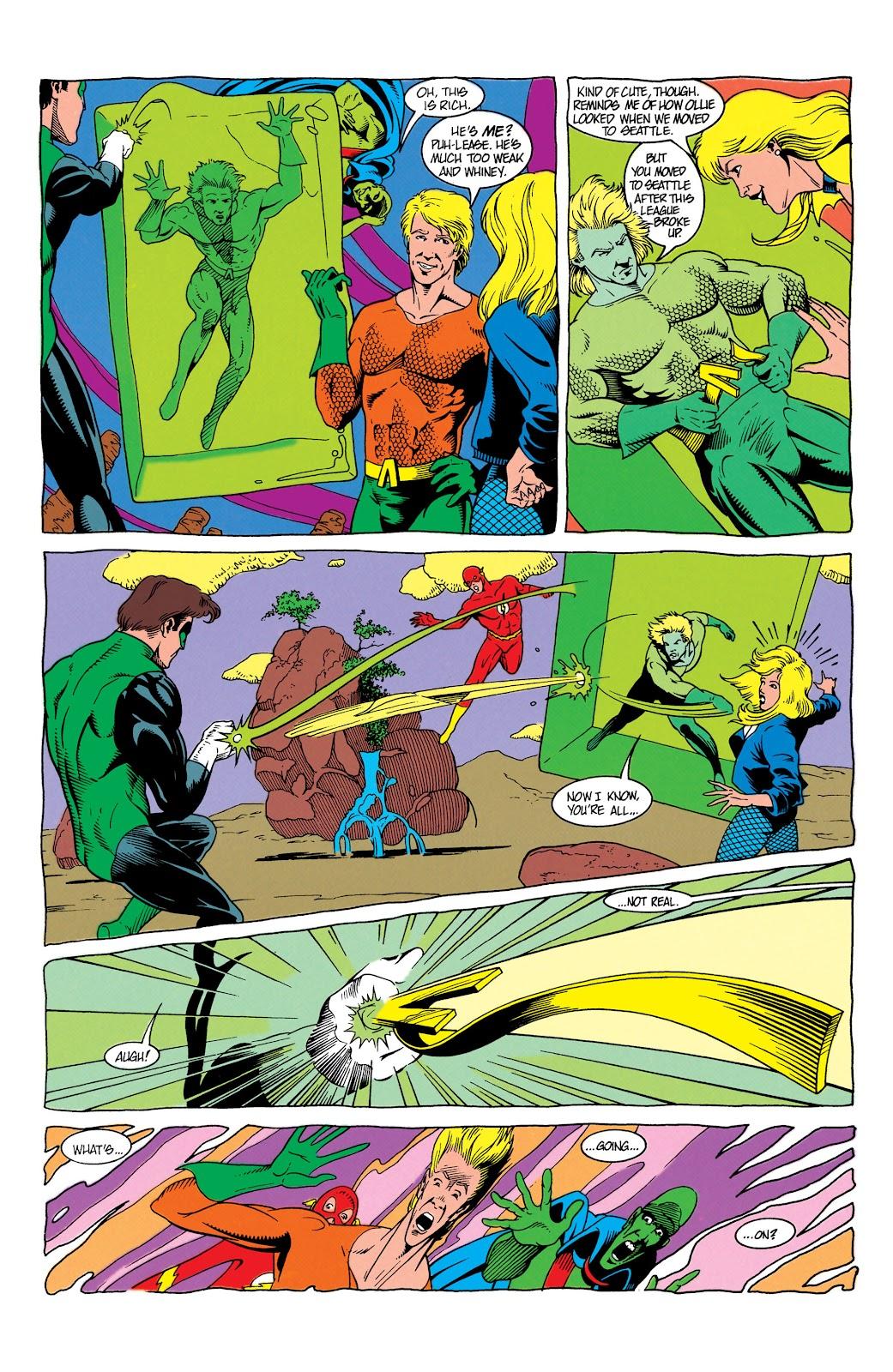 Aquaman (1991) Issue #7 #7 - English 5