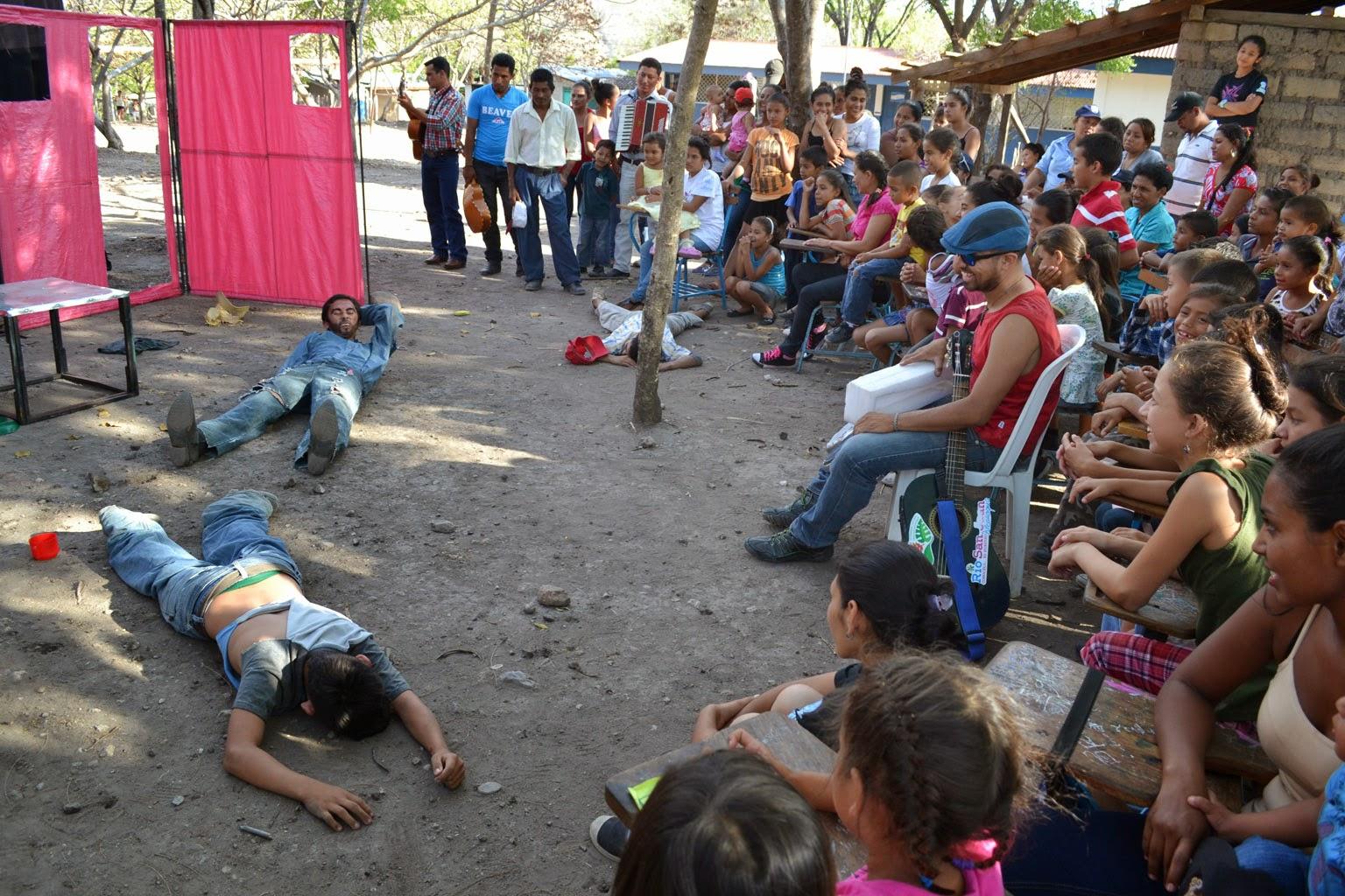 GRUPO GUASUYUQUITA de Pueblo Nuevo.