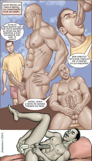Gift sexo com filho gay