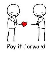 Pay it forward 2012
