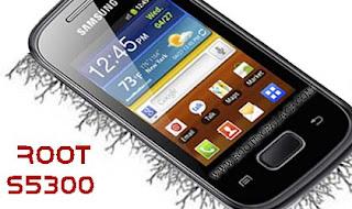 Root Samsung Galaxy Pocket S5300