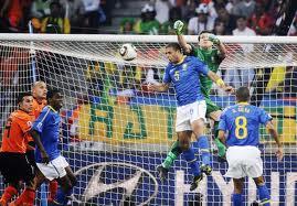 Brasil 1x2 Holanda - 2010