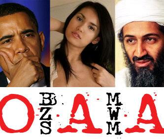 3 in One - Obama, Ozawa, Osama