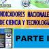 Indicadores de Ciencia y Tecnología 2013. Parte I