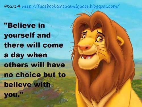 Believe In Yourself Qu...