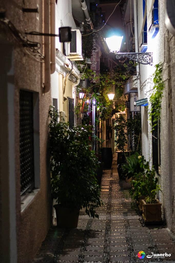 Callejón de Marbella