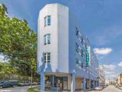 Hotel Murah di Tiog Bahru Singapore - Hotel 81 Osaka