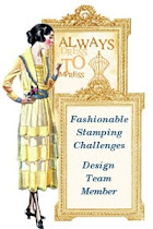Past D.T. member for Fashionable Stamping