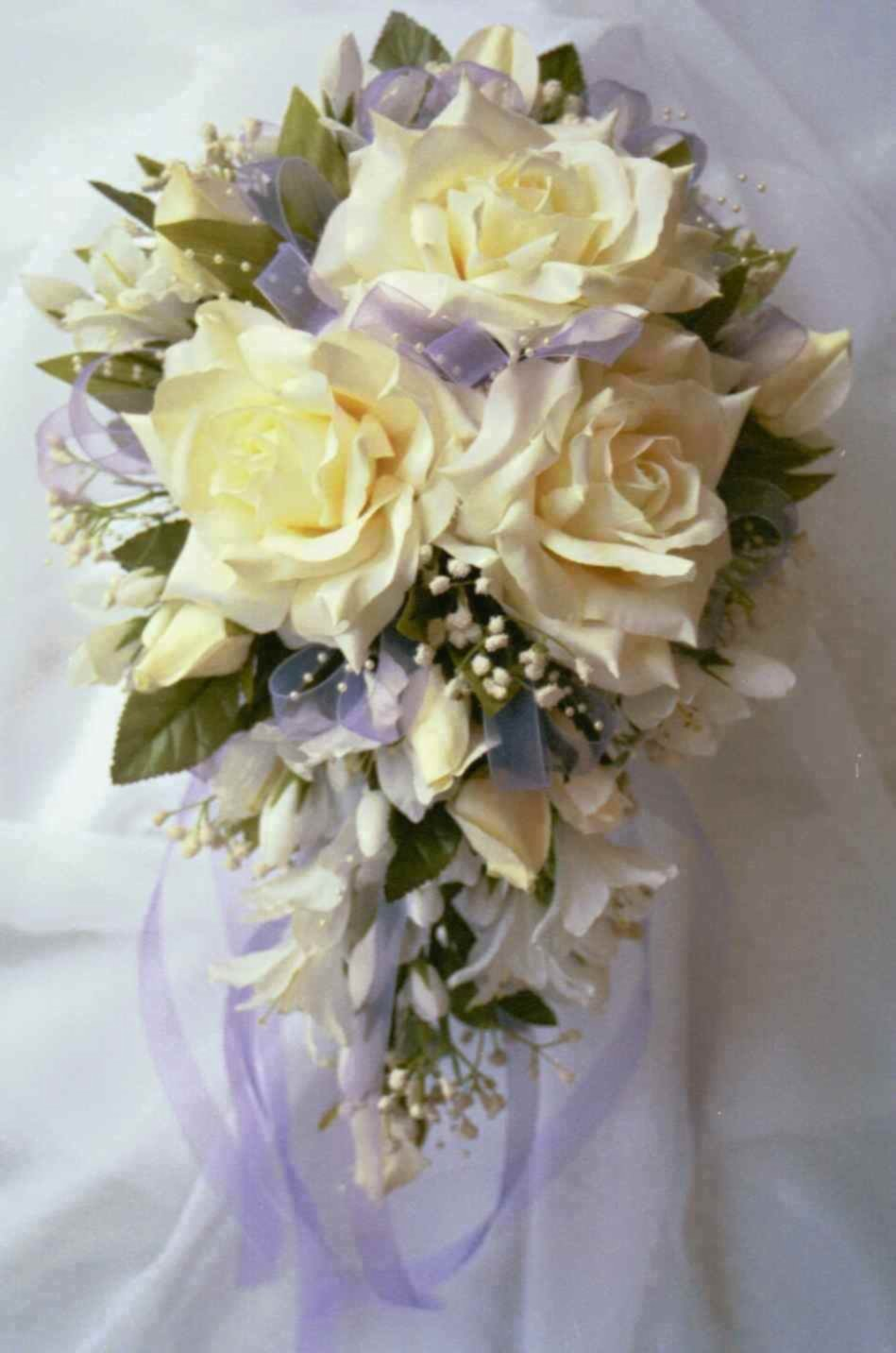 Wedding bouquet for Best wedding flower arrangements