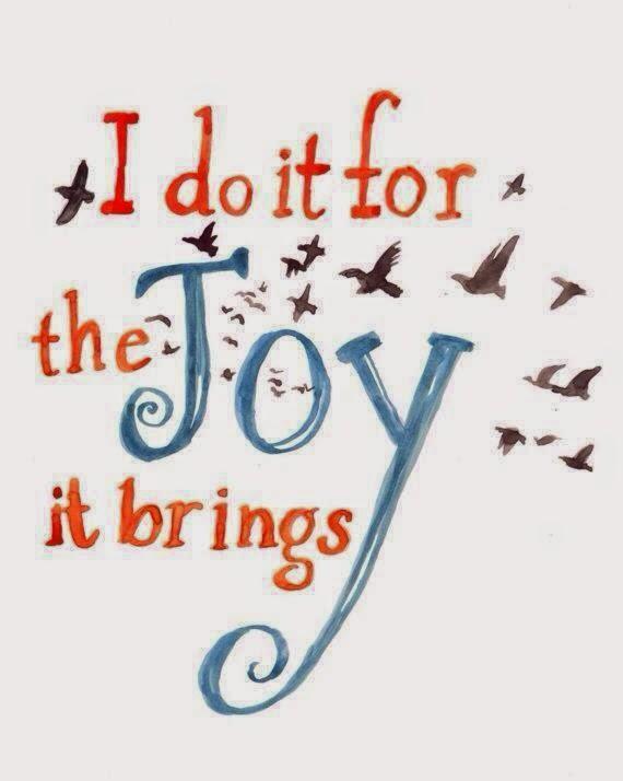 Quote on Joy