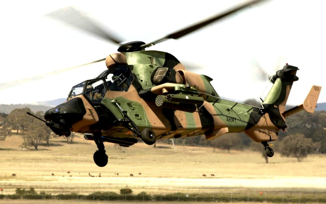 WZ-10 Attack Helicopter Wallpaper 2