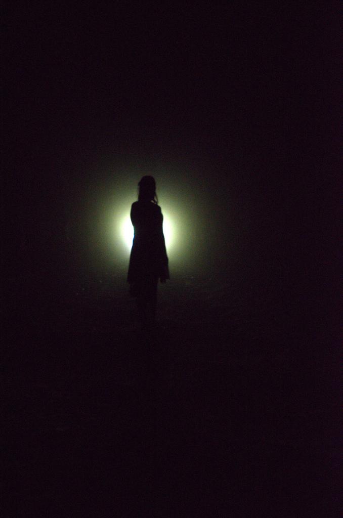 Can I walk you to the light - Ricardo Luengo