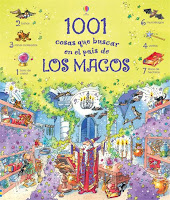 Portada del libro: 1001 cosas que contar en el país de los magos
