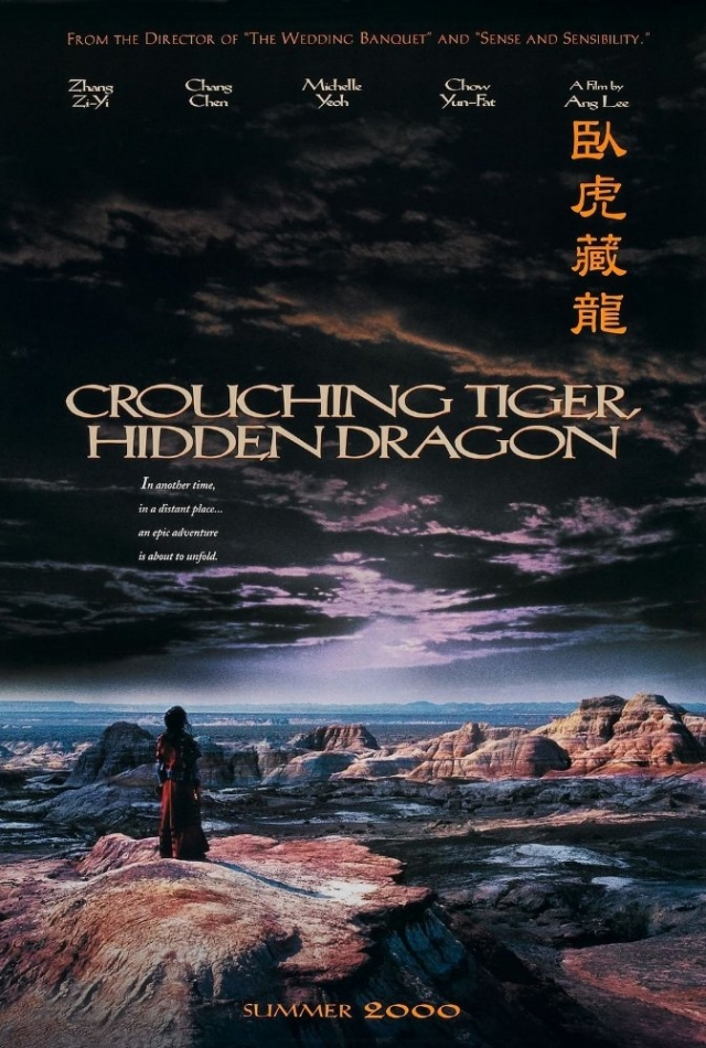 Ngọa Hổ Tàng Long - Crouching Tiger Hidden Dragon (2000)