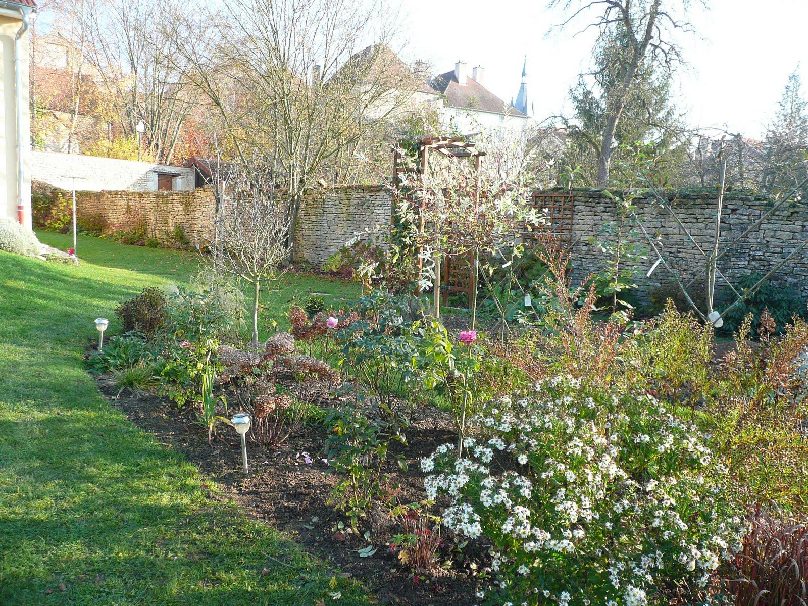 Notre jardin secret.: J\'ai pas attendu la Sainte Catherine!!!