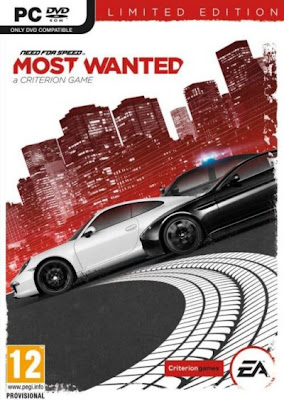 Need For Speed Most Wanted 2012 Full - Limited Edition