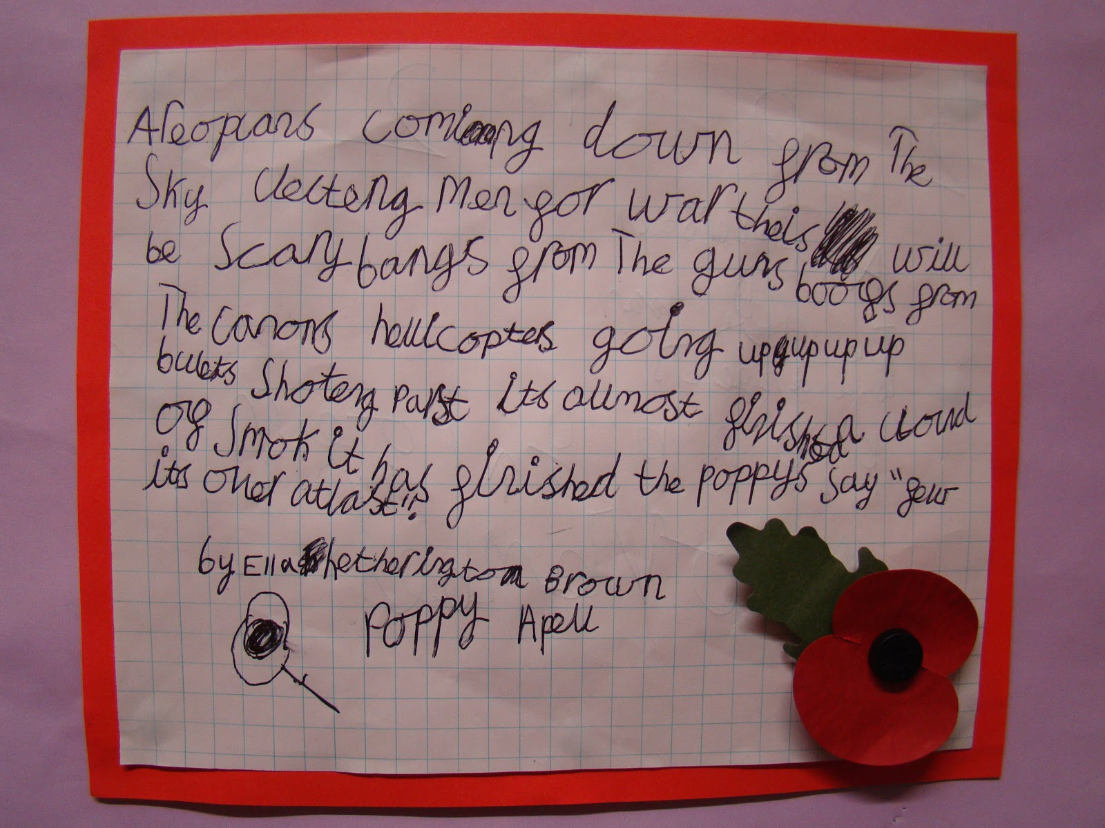 hitcham u0027s blog a poem for remembrance day