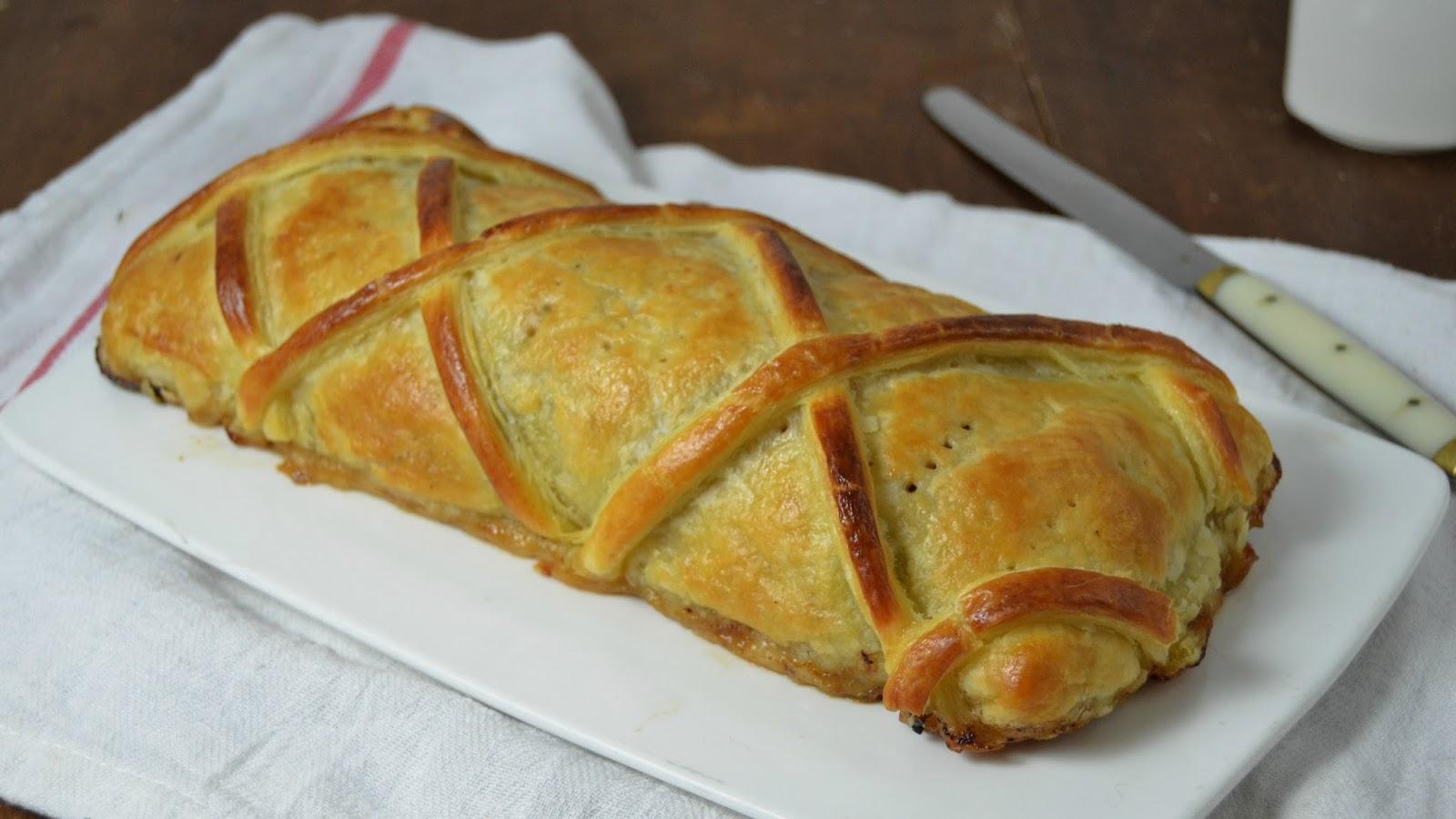 Solomillo de cerdo en hojaldre o wellington cuuking - Como preparar un solomillo de cerdo al horno ...