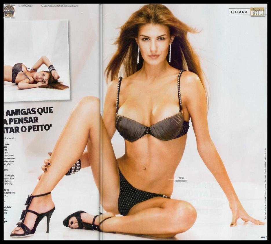 Liliana Queiroz ( 10 deAgosto de 1985 )é uma modelo portuguesa .