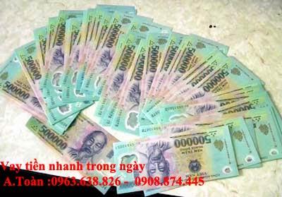 Vay Tiền Nhanh | Giải Ngân 30S Trong Ngày = CMND