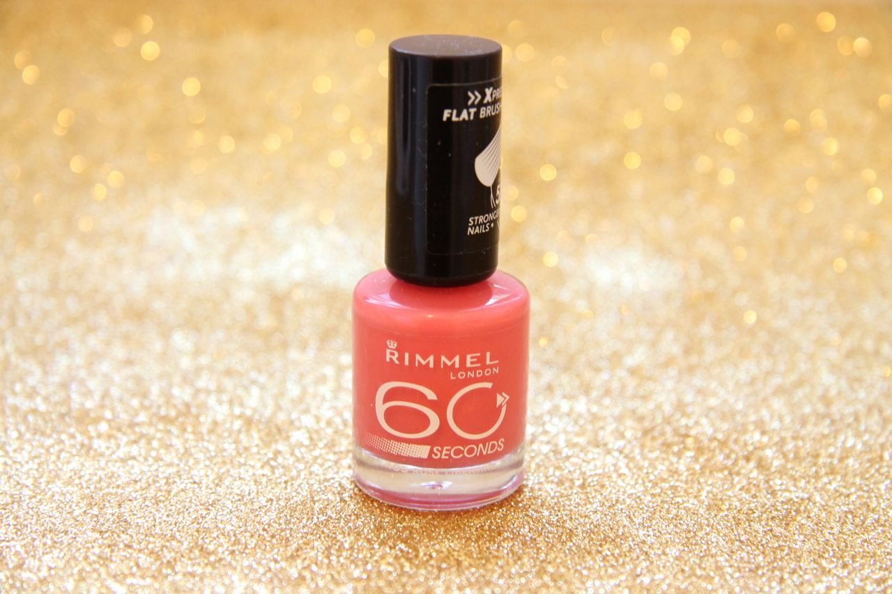 rimmel london nail varnish