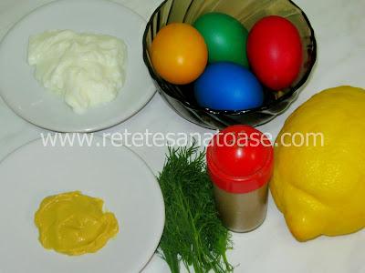 Crema de oua