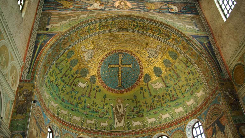 Iglesias y medioevo