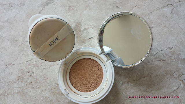 Image of Korean Make-up - Iope Air Cushion XP pinknomenal.blogspot.com