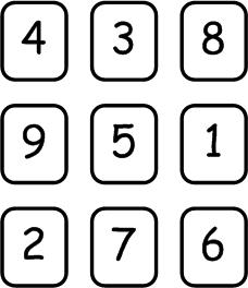 Решение головолоски про игру в 15