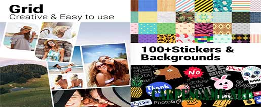 Photo Grid - Collage Maker Premium Apk v5.15 Final