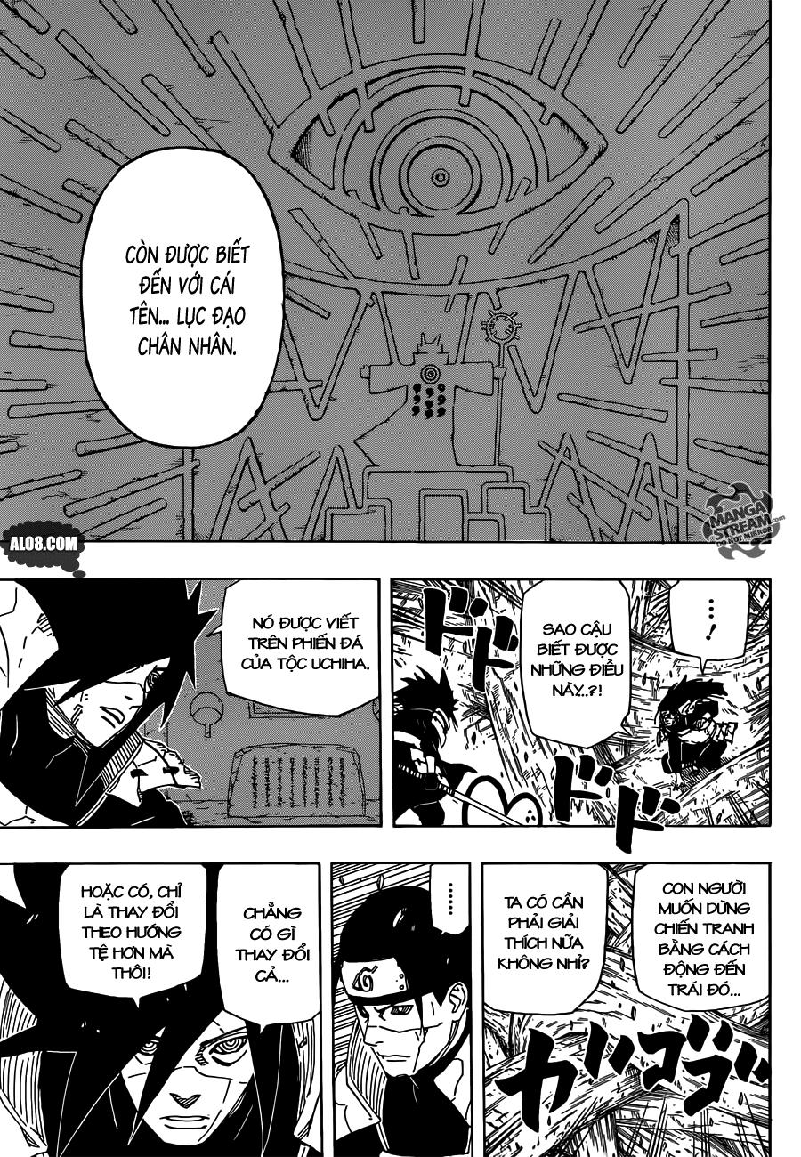 Naruto chap 646 Trang 8
