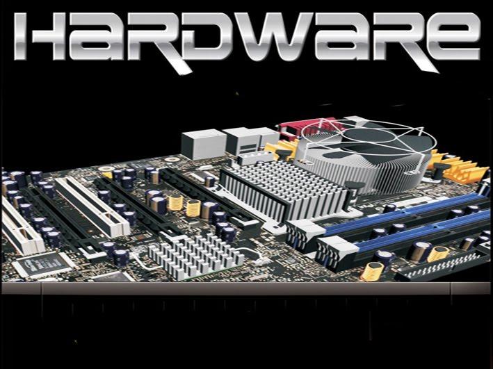 Hardware a definicion hardware y sofware for Elementos de hardware