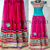 Pink Lehenga for Big Kids