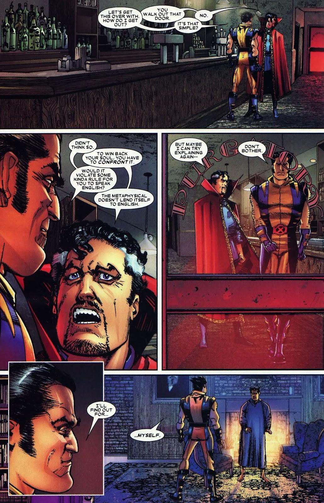 Read online Wolverine (2003) comic -  Issue #59 - 9