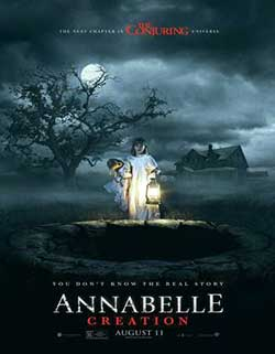 Annabelle: Creation 2017 Hindi Dubbed Download Desi 750MB HDCam 720P at xcharge.net