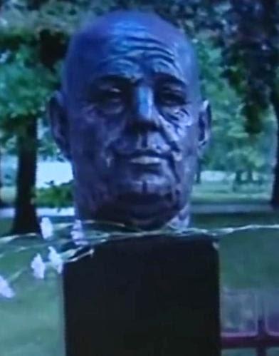 Памятник в парке Кронвальда