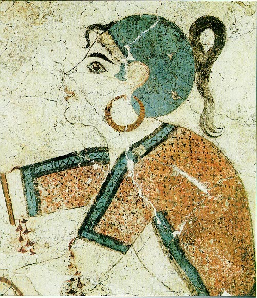 Minoan Art Past Remembering: The ...
