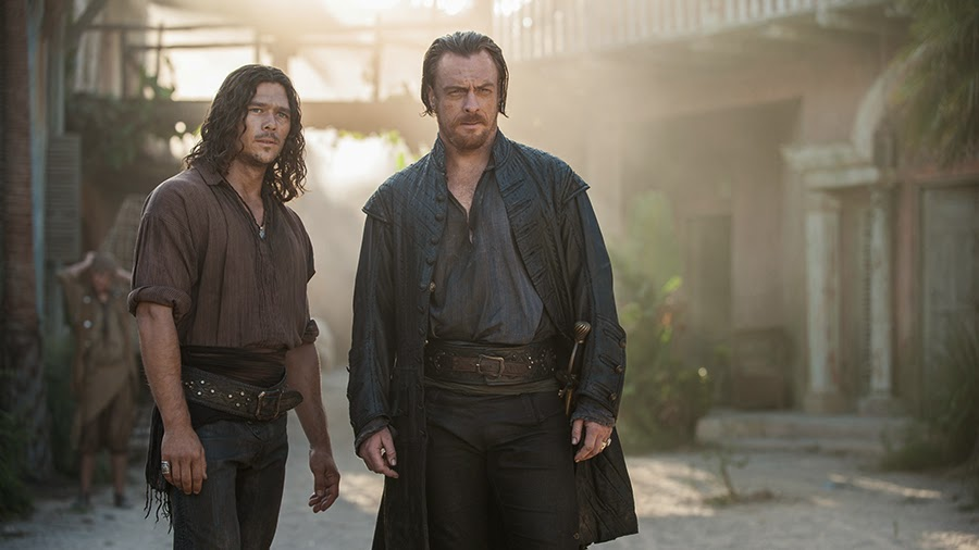 Black Sails - XIV - Advance Preview