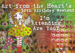 Art from the heart Birthday celebrations