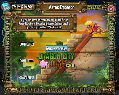 Luta contra o Imperador Asteca