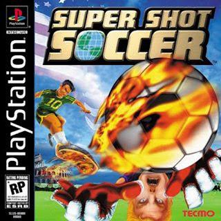 Download Super Shot Soccer PS1 for PC