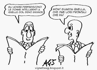 umorismo, scienza, psicologia, vignetta