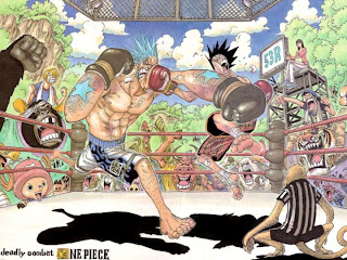 strawhat mugiwara pirate one piece strongworld wallpaper