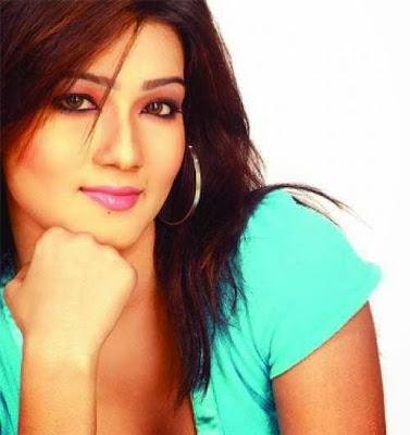 Bangladeshi film actress Mahiya Mahi