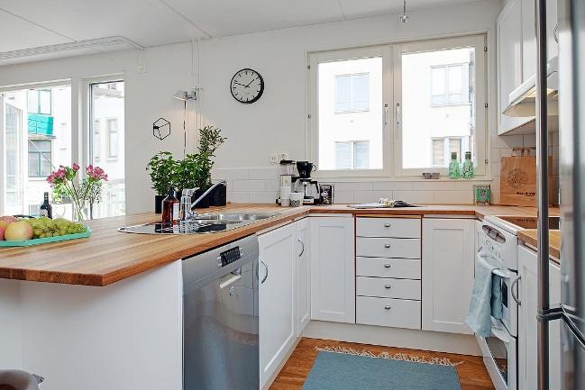 El piso perfecto mientras espero mi futuro castillo la - Piso estilo nordico ...