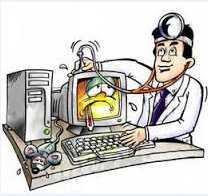 cara tips memperbaiki PC komputer Laptop