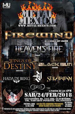 METAL MEXICO FEST