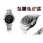 Mini Spy Camera Watch Promosi ! RM 290